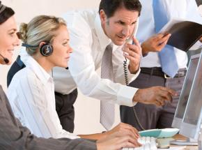 Como funciona o plano de crescimento em call center?