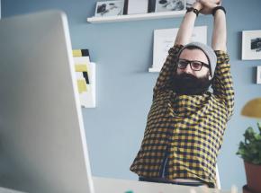 Ginástica laboral: como exercícios físicos ajudam na motivação?