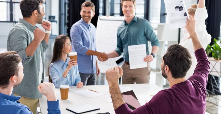Quer uma alta performance de vendas? Veja como montar o time ideal - Softium