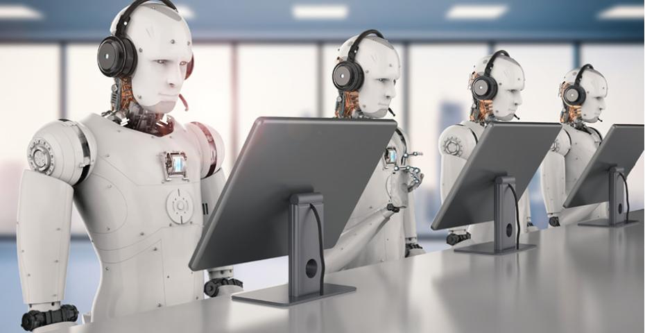 Robô em call center: qual o impacto dele nas operações? - Softium