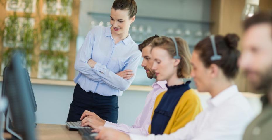 6 dicas para ser um excelente supervisor de telemarketing ativo - Softium