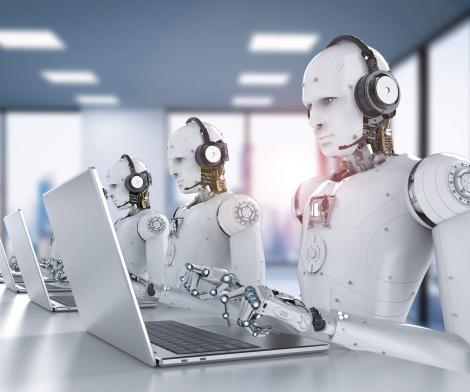 Benefícios do uso de robôs de voz e discador no call center