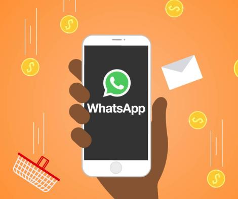Como a conta comercial no WhatsApp ajuda as vendas a crescerem